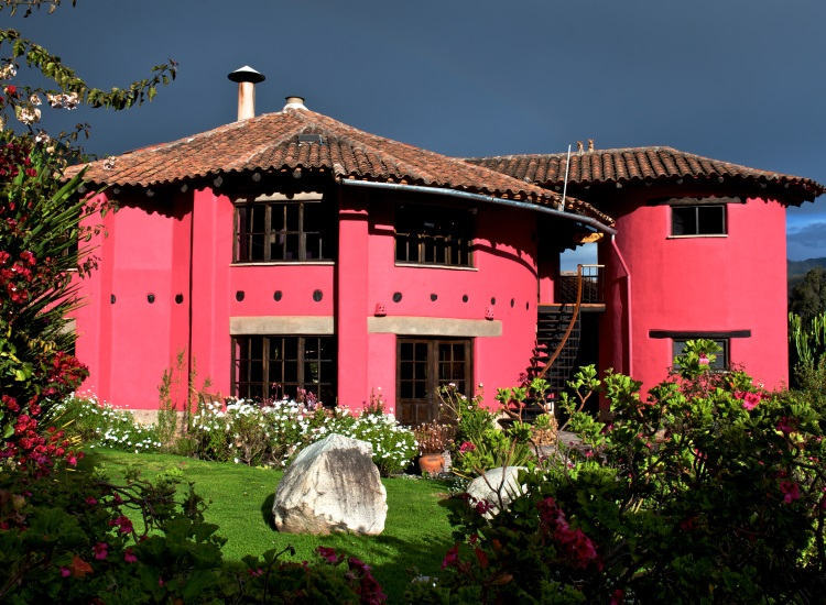 Located in Urubamba, Peru, in the Sacred Valley, Sol & Luna Lodge and Spa is about an hour drive from Cusco.  // © 2014 Sol & Luna Lodge and Spa