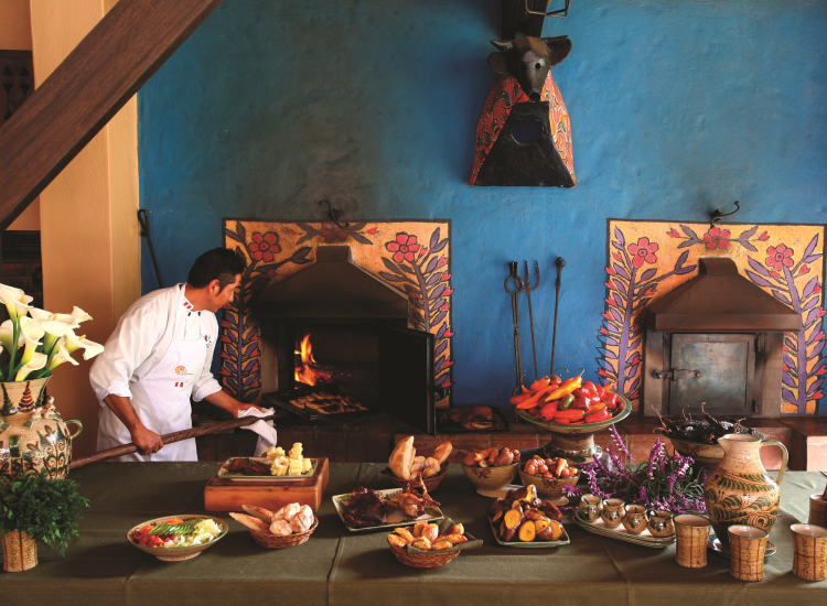Fare at Sol & Luna highlights local ingredients and flavors. // © 2014 Sol & Luna Lodge and Spa