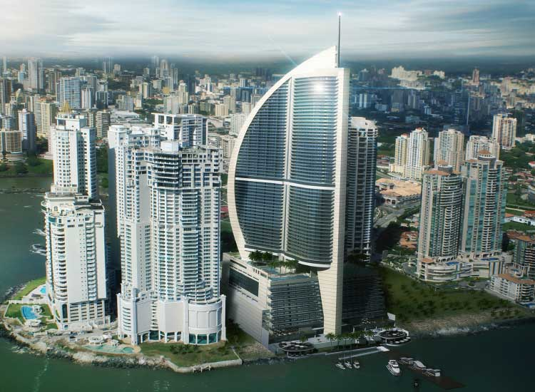 Panama City is experiencing an exciting renaissance, one that includes added attractions and hotels, such as the first Trump hotel in Latin America. // © 2014 Trump