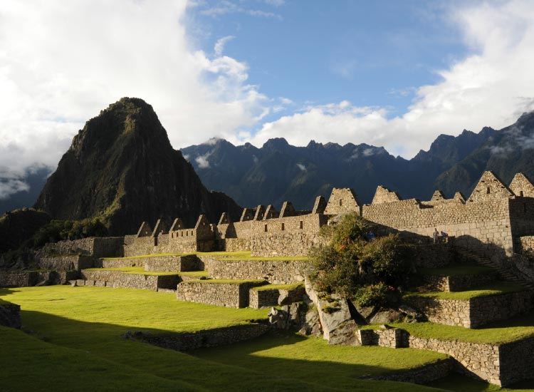 There are several luxury options for travelers going to Machu Picchu. // © 2015 Globus