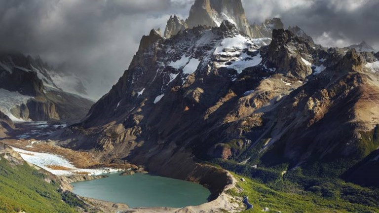 Natural beauty in Patagonia // © 2015 Thinkstock
