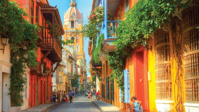 The Rise of Travel to Colombia