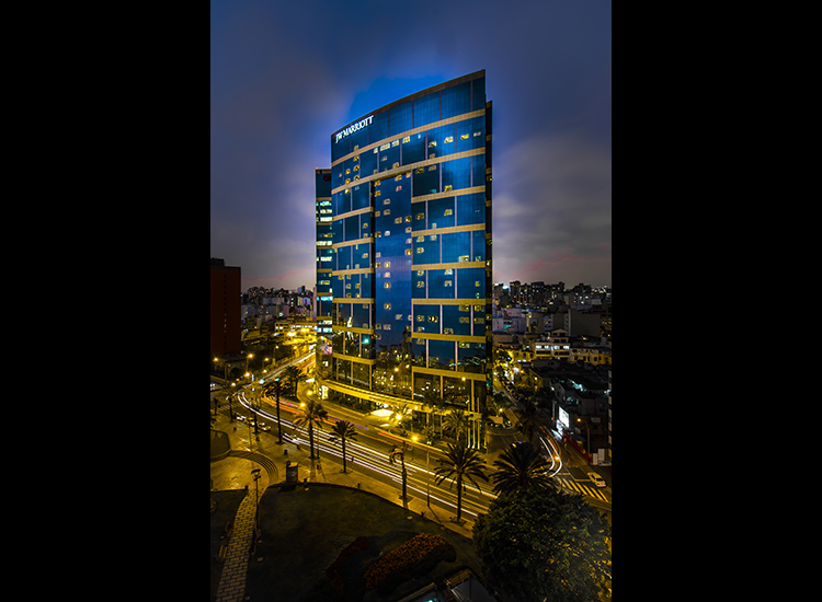 Book a stay at JW Marriott Hotel Lima, which has superb service. // © 2015 JW Marriott Hotel Lima