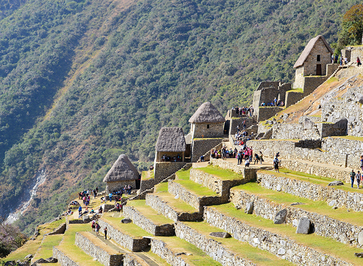 The final day of the program takes travelers to Machu Picchu. // © 2015