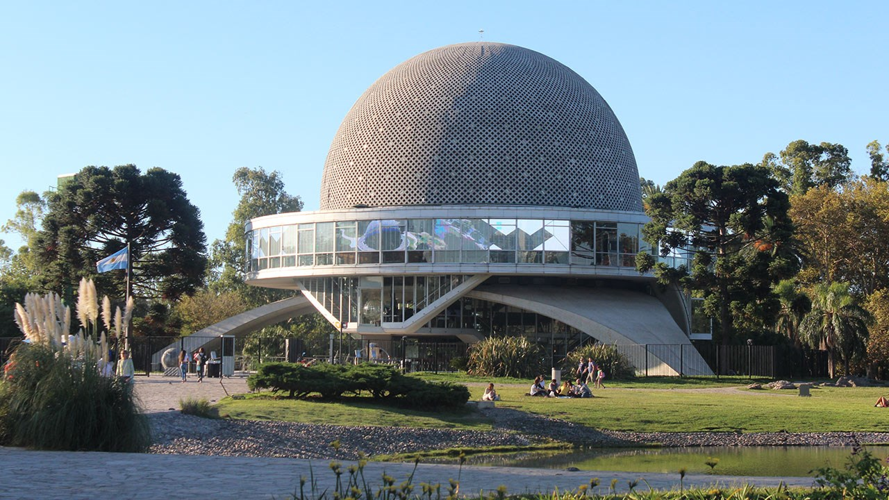 Galileo Galilei planetarium is popular with tourists.
