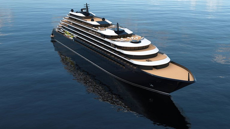 The Ritz-Carlton Yacht Collection will bring something unique to the market.