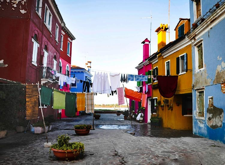 Burano, Italy, Honorable Mention, 2014 TravelAge West reader photo contest // © 2014 Laurel Leidner