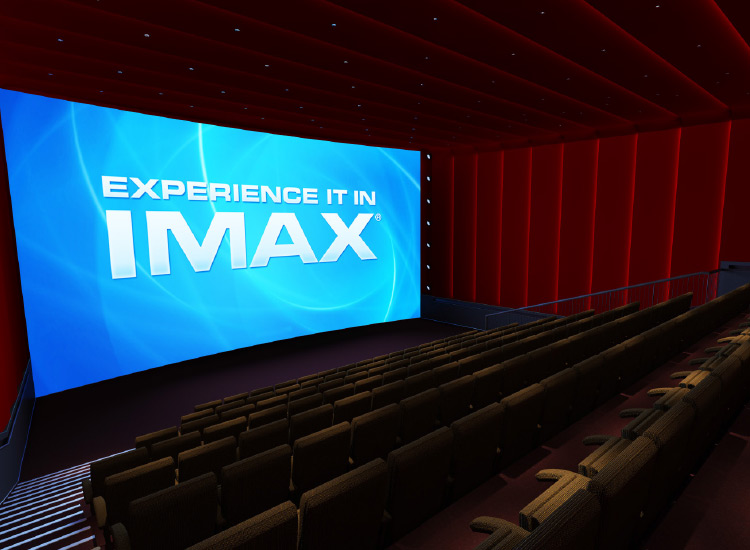 Carnival Vista will debut in 2016 with an IMAX Theater. // © 2015 Carnival Cruise Line