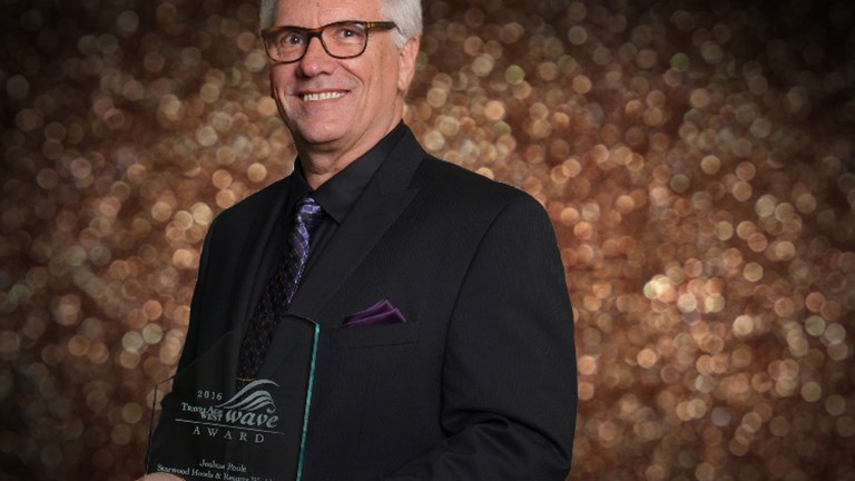 Favorite Individual Hotel Sales Representative: Joshua Poole of Starwood Hotels and Resorts Worldwide