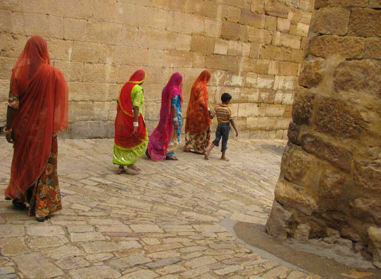Colors of Jaisalmer, India; Third Place, 2012 TravelAge West reader photo contest // © 2012 Nancy Hartill