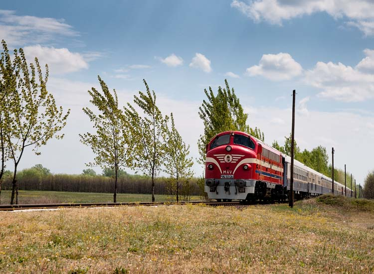 Explore Eastern Europe on the Danube Express. // © 2015 Golden Eagle Luxury Trains