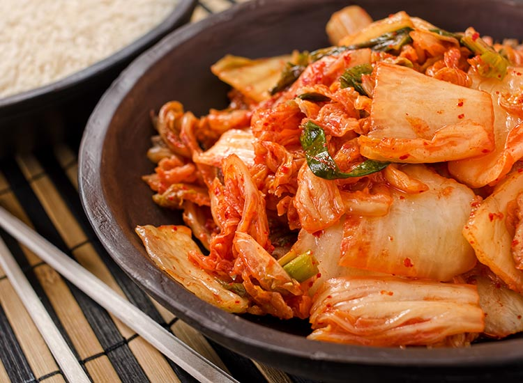 Kimchi and its many varieties are the focus of the Pulmuone Kimchi Field Museum in Korea. // © 2017 iStock