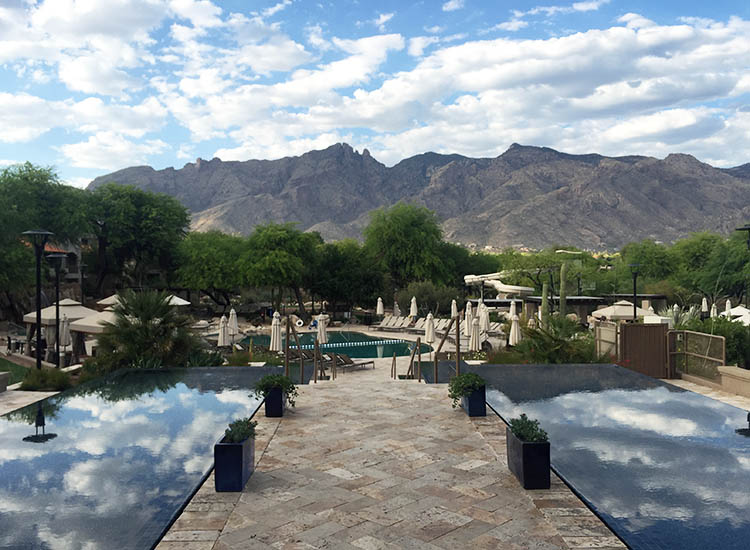 Global Travel Marketplace West (GTM West) returned to The Westin La Paloma Resort & Spa in Tucson, Ariz., for its third year. // © 2016 Valerie Chen