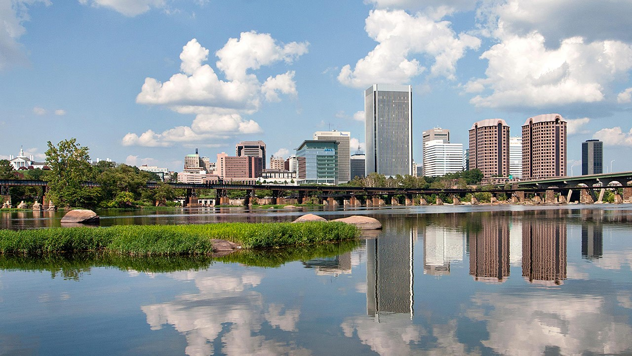 Families should bypass massive metropolitan areas in favor of lesser-known family-centric cities, such as Richmond, Va.