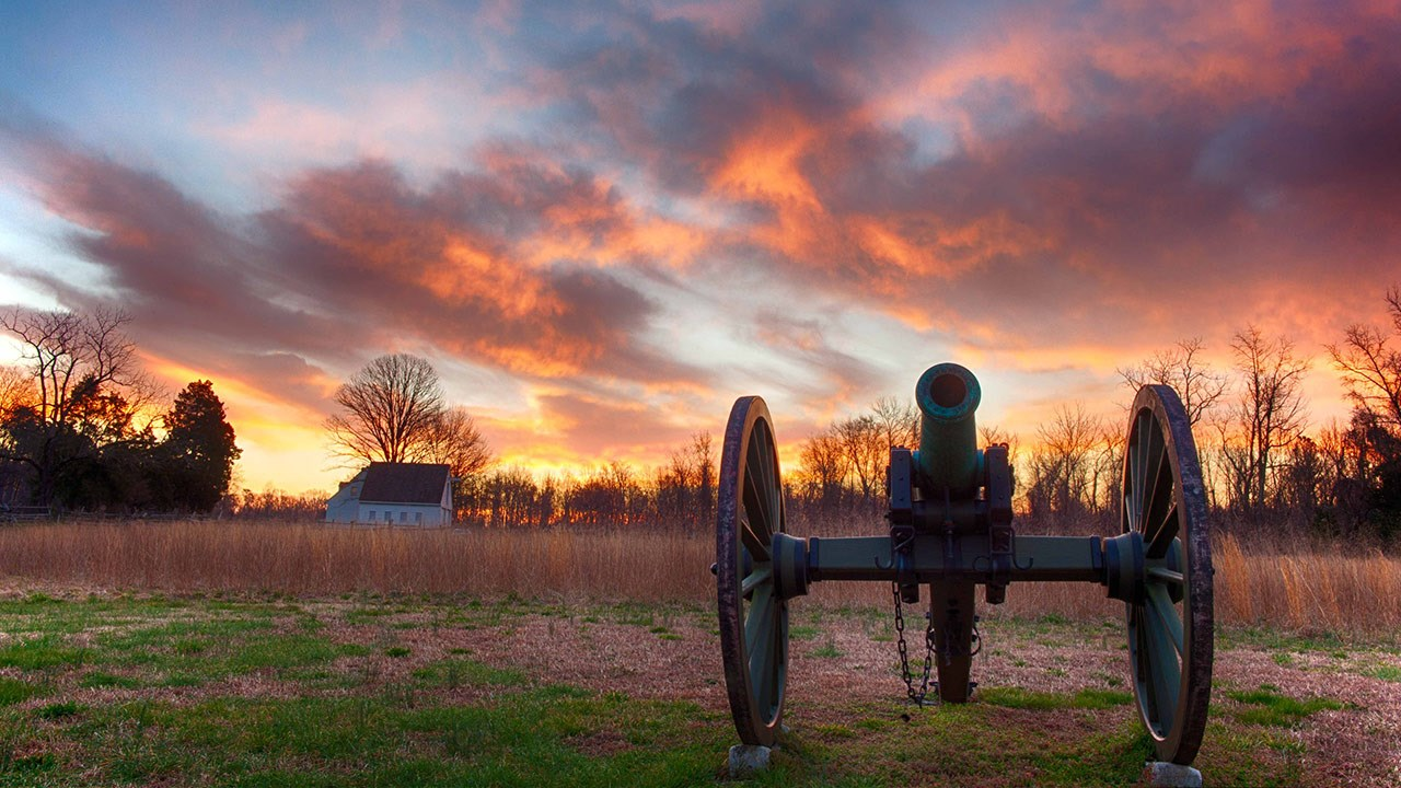 History buffs in Richmond, Va. should head to the Gaines' Mill Civil War battlefield.