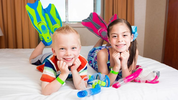 Kid-Friendly Cruise Ships