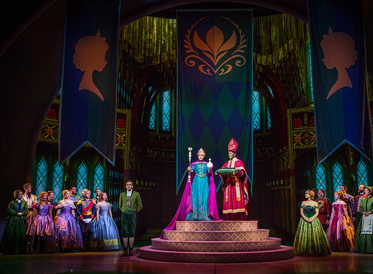 "The show's executive creative director calls it one of the most ""technologically advanced"" productions Disney has ever debuted in its parks. // © 2016 Piotr A. Redlinski/ Disneyland Resort"