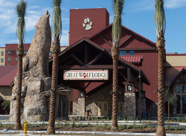 Hotel Review Great Wolf Lodge Garden Grove TravelAge West