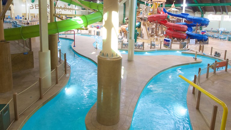 only resort guests have access to great wolf lodges waterslides and lazy river - Great Wolf Lodge Garden Grove