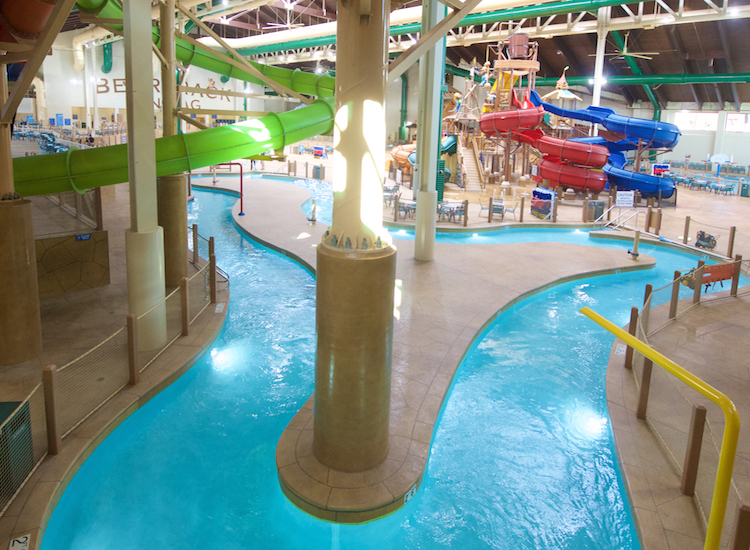 Exceptional Only Resort Guests Have Access To Great Wolf Lodgeu0027s Waterslides And Lazy  River. //