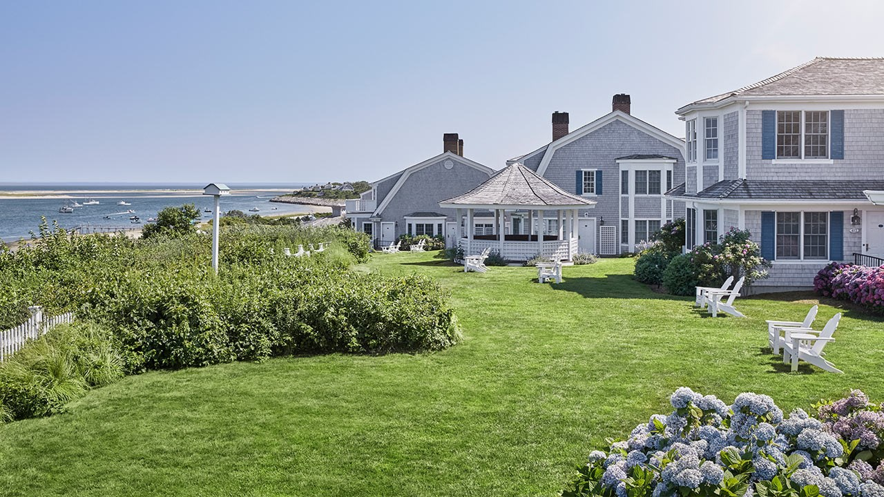 Family travel is certainly different this year; Chatham Bars Inn in Cape Cod, Mass., expects to see family travel return this summer.