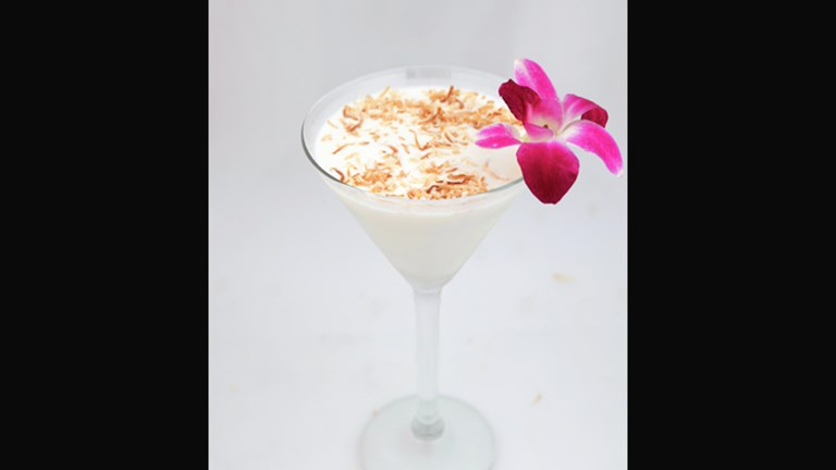 Coconut Chill Martini // (c) 2013 Grand Wailea