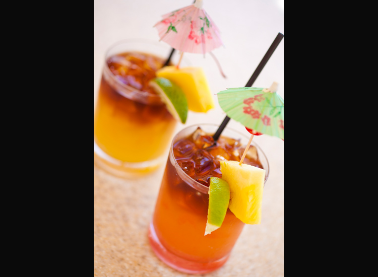 Scratch Mai Tai // (c) 2013 The Royal Hawaiian, A Luxury Collection Resort