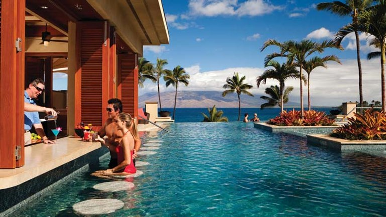 Realize Your Vacation Dream Of Sipping A Tail At The Edge An Infinity Pool