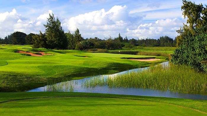 Hawaii's Best Golf Courses
