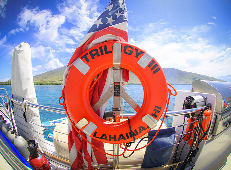 Trilogy Excursions has operated snorkeling and sailing tours on Maui since July 1973. // © 2017 Trilogy Excursions