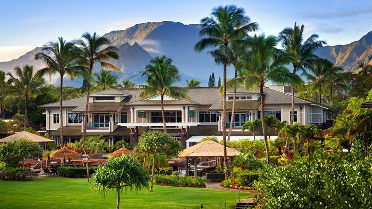 Princeville, on Kauai's north shore, is seeing a surge in demand.