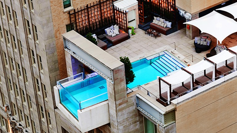 Jaw-Dropping Hotel Pools 3