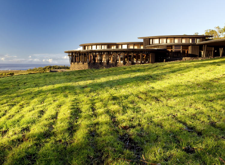 The remote Explora Rapa Nui has just 30 rooms. // © 2017 Explora Rapa Nui
