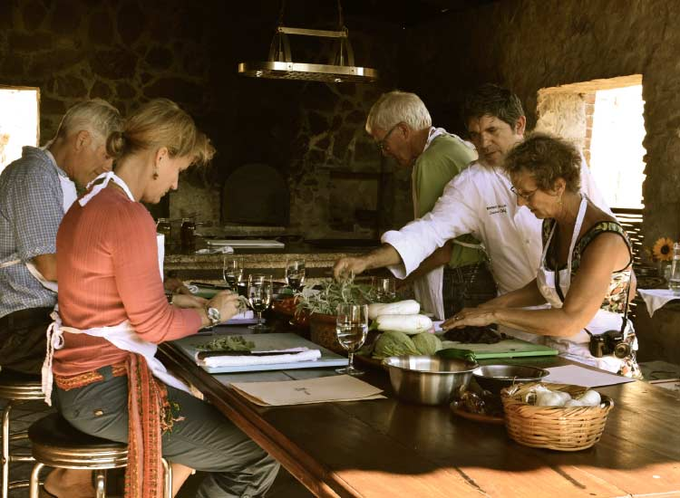 Huerta Los Tamarindos in Cabo gives guests an appreciation of traditional cuisine, including tamales. // © 2015 Huerta Los Tamarindos
