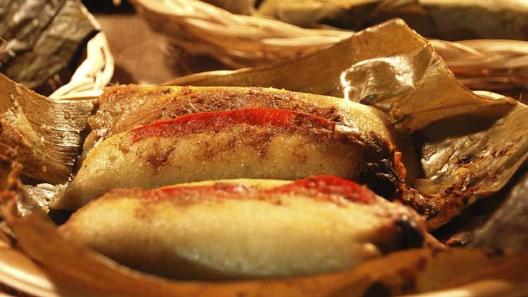 Tamales are an authentic Mexican dish. // © 2015 Thinkstock