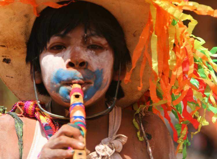 Many places offer local festivals where visitors learn about the culture. // © 2015 Riviera Nayarit CVB