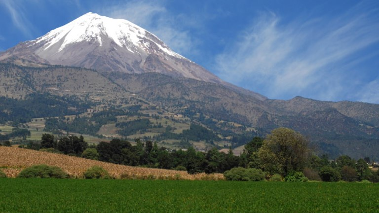 Pico De Orizaba is one of the tallest peaks in North America. // © 2016 iStock