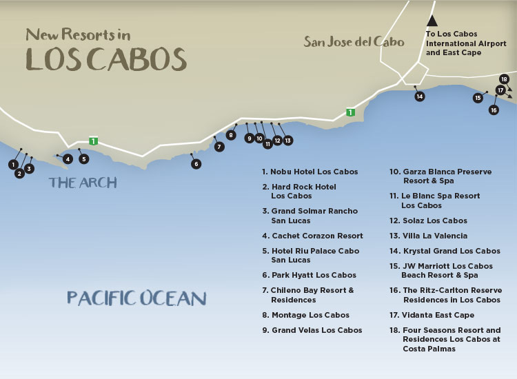 What To Know About The New And Improved Los Cabos