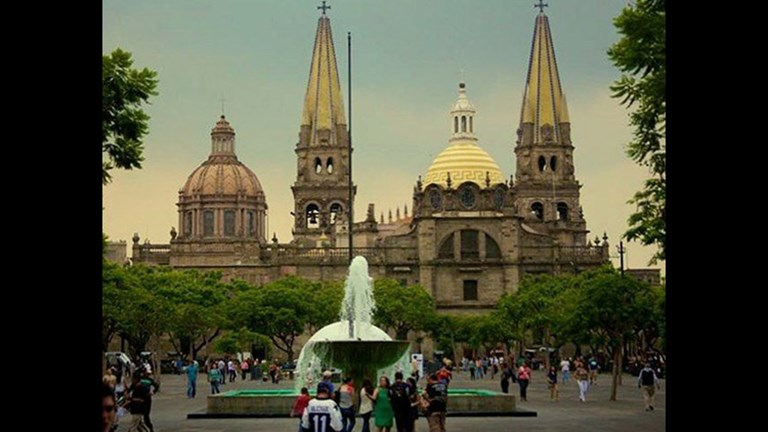 Centro Historico is home to all of the must-see historical buildings in Guadalajara. // © 2015 Instagram user markorod