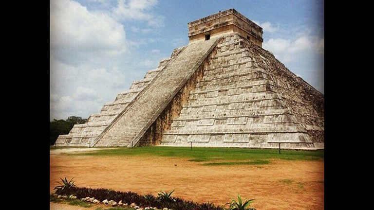 Chichen Itza is one of many hot spots for those traveling to Playa del Carmen. // © 2015 Instagram user aida_beatle1996