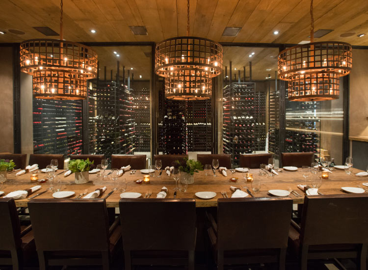Napa Valley is undergoing a dining renaissance, which includes contemporary restaurant Press. // © 2015 Kristen Loken