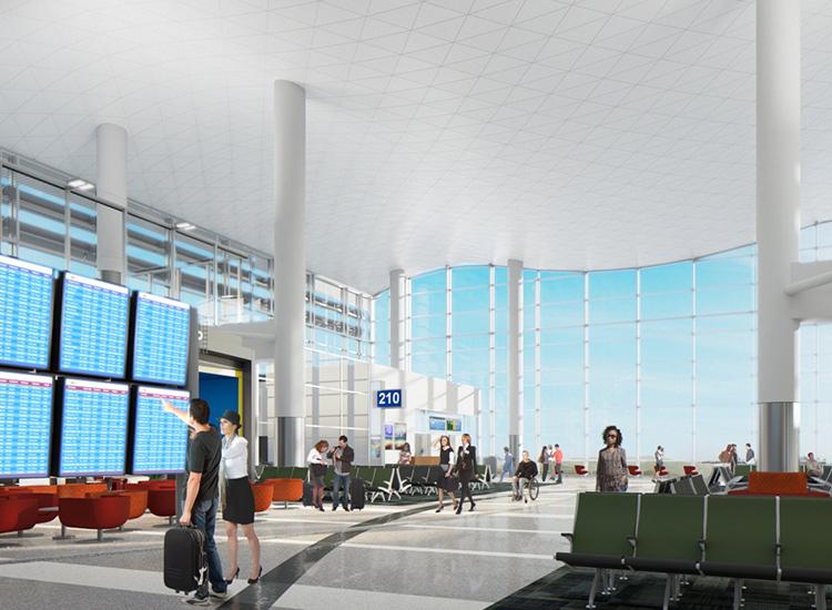 Inside Los Angeles International Airport S 14 Billion