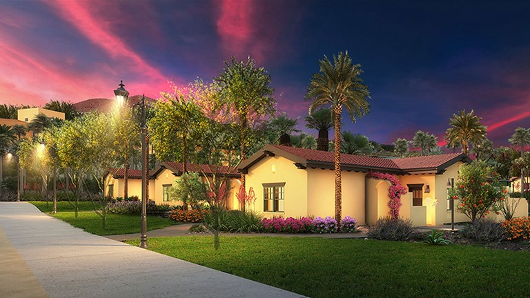 A new casita accommodation option will be available beginning in the fall of 2018.