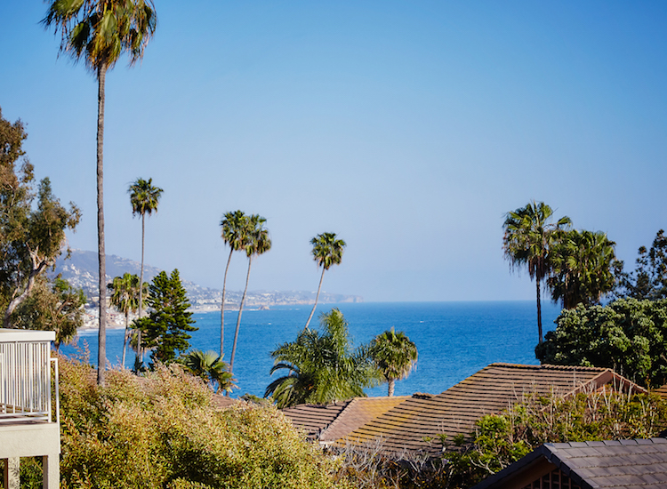The hotel is an easy walk away from Laguna Beach's iconic Main Beach. // © 2016 Laguna Beach House