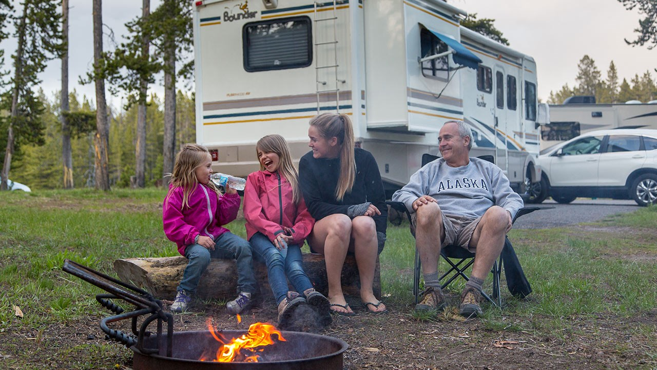 RV trips are expected to be popular this summer.