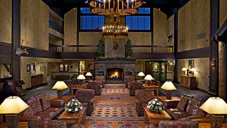 The AAA Four Diamond Tenaya Lodge in Yosemite, Calif. provides an intimate atmosphere for lovebirds looking to bond in the great outdoors. // © 2016 Tenaya Lodge
