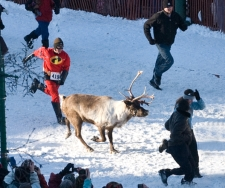 Running of the Reindeer // (c) Jody Overstreet/ACVB