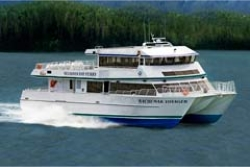 The Seldovia Bay Ferry begins service this spring. // © Seldovia Bay Ferry