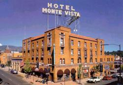 (c) Monte Vista Hotel, Arizona