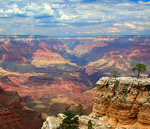Pink Jeep Tours is now offering its off-road, guided Jeep journeys in the Grand Canyon. // © 2012 Pink Jeep Tours